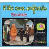 Album Panini -  Casimir, L'île aux enfants