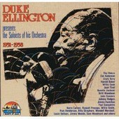 Presents The Soloists Of His Orchestra 1951 - 1958 (Giants Of Jazz) - Duke Ellington