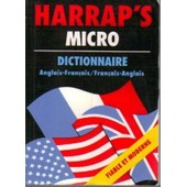 Harrap's Micro - English-French Dictionary, Dictionnaire Fran�ais-Anglais de Collectif