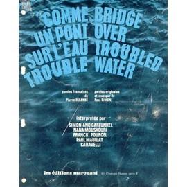 Comme un pont sur l'eau trouble Nana Mouskouri