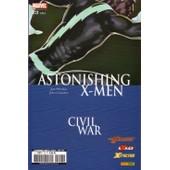 Astonishing X-Men N� 23 : Civil War