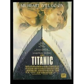 My heart will go on (love theme from Titanic) - chant + piano + accords