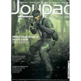 Joypad N� 134 : Metal Gear Solid 3