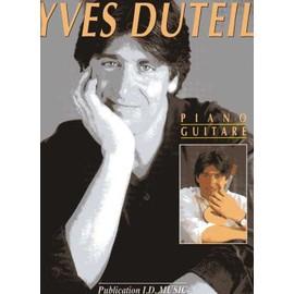 Yves Duteil : Piano guitare