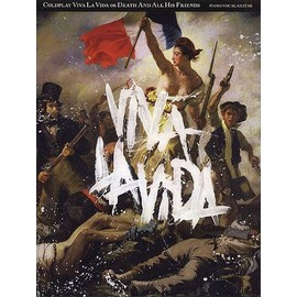 Coldplay Viva La Vida Or Death And All His Friends - PVG