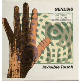 Invisble touch - tonight, land of confusion, in too deep, anything she does, domino (part One and two) - throwing it all away, the brazilian
