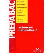 Prepabac - Sciences Naturelles C de Bergeron, J.