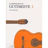 Le Repertoire Du Guitariste 1