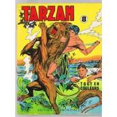 Tarzan N�8 � 39 (Ann�e 1946 - 1947) N� 8