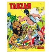 Tarzan Tout En Couleurs N� 23