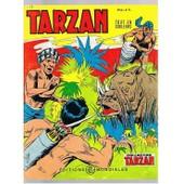 Tarzan Tout En Couleurs N� 35