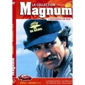 La Collection Magnum 1, Saison 1 Episodes 1 � 4 de Bellisario, Donald