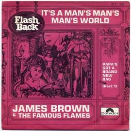It's A Man's Man's World + Papa's Got A Brand New Bag Part 1