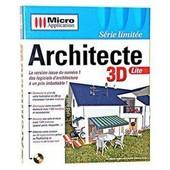 Architecte 3d Lite Serie Limitee