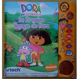 Magi Livre Interactif Dora L'exploratrice