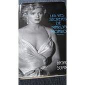 Les Vies Secretes De Marilyn Monroe de anthony summers