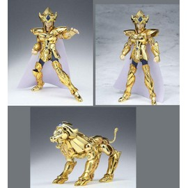 Saint Seiya - Myth Cloth Gold Saint Leo Aiolia Lion
