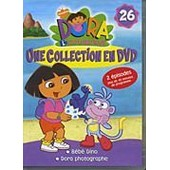 Dora N�26 : B�b� Dino + Dora Photographe de ., Nickelod�on