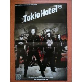Tokio Hotel / Emigrate Poster 27,5x41 cm