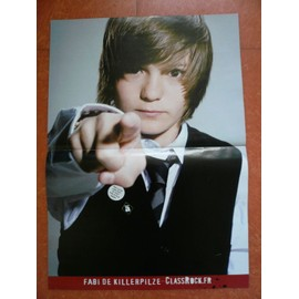 Fabi Halbig (Killerpilze) / Lafee Poster 29,6x42cm