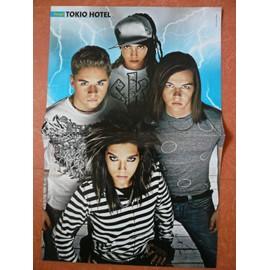 Tokio Hotel / Alpa Gun Poster 27,4x41,5 cm