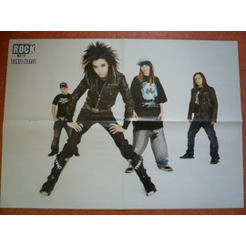 Tokio Hotel / Killerpilze Poster 41,7x58,5 cm