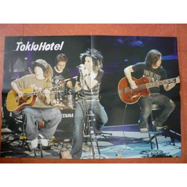 Tokio Hotel / Bill Kaulitz Poster 38x55 cm