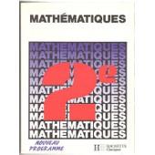 Mathematiques 2nde - Edition 1987 de Gautier