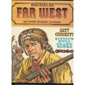 Histoire Du Far West T.1 Davy Crockett, Sitting Bull Et Crazy Horse de raymond maric