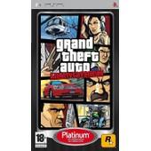 Grand Theft Auto : Liberty City Stories - Platinum