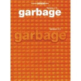 garbage - version 2.0 (guitar tab edition)