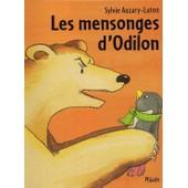 Les Mensonges D'odilon de Sylvie Auzary Luton