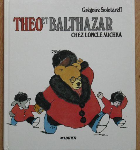 Théo et Balthazar chez l'oncle Michka