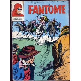 Le Fant�me (Aventures Am�ricaines) N� 294 : Les Pirates Du Fleuve