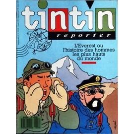 Tintin Reporter N� 19 Du 14/04/1989