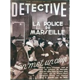 Detective N� 526 Du 24/11/1938