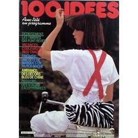 100 Idees N� 104 Du 01/06/1982