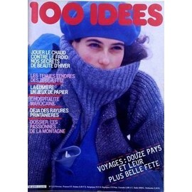 100 Idees N� 112 Du 01/02/1983