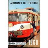 Almanach Du Cheminot Du 01/01/1960