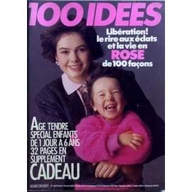 100 Idees N� 136 Du 01/02/1985