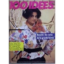 100 Idees N� 137 Du 01/03/1985