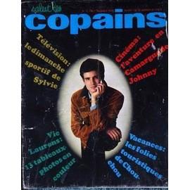 Salut Les Copains N� 13 Du 01/08/1963