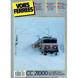 Voies Ferrees N� 45 Du 01/01/1988