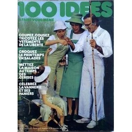 100 Idees N� 18 Du 01/04/1975