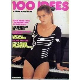 100 Idees N� 85 Du 01/11/1980