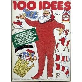 100 Idees N� 86 Du 01/12/1980