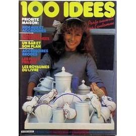 100 Idees N� 96 Du 01/10/1981