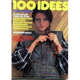 100 Idees N� 42 Du 01/04/1977