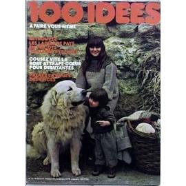 100 Idees N� 25 Du 01/11/1975