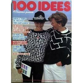 100 Idees N� 106 Du 01/08/1982